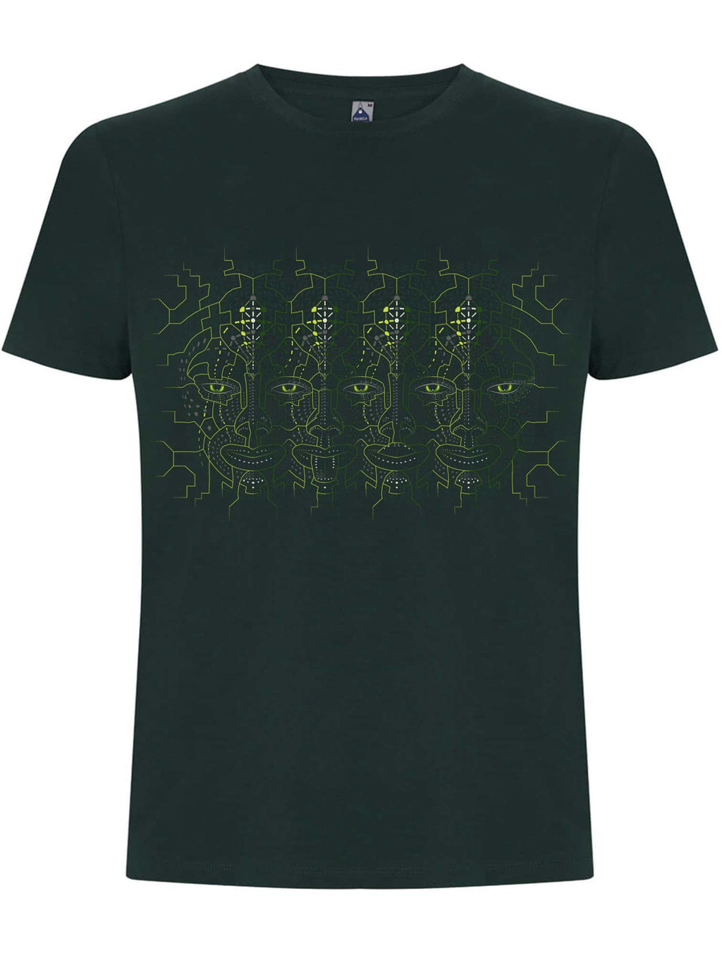 4th Dimension Made To Order Men T-Shirt - Bottle