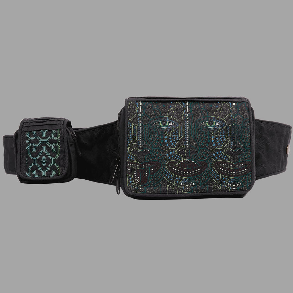 4th Dimension Belt Bag - symbolika