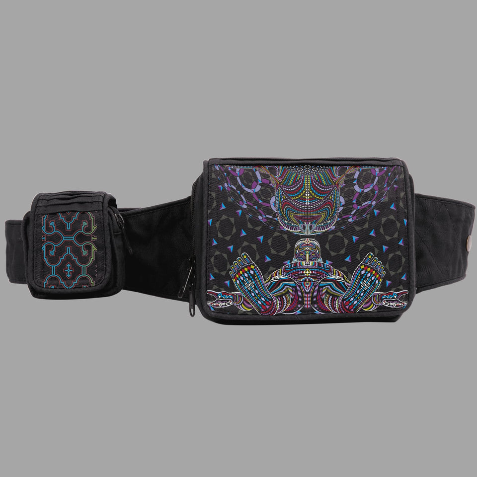 DMT HD Belt Bag - symbolika