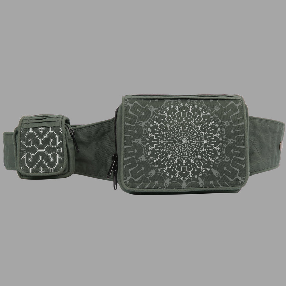 Shrooms Hora Belt Bag - symbolika