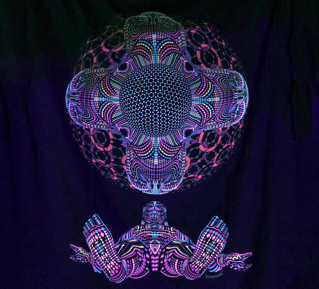 DMT HD Women T-Shirt - symbolika