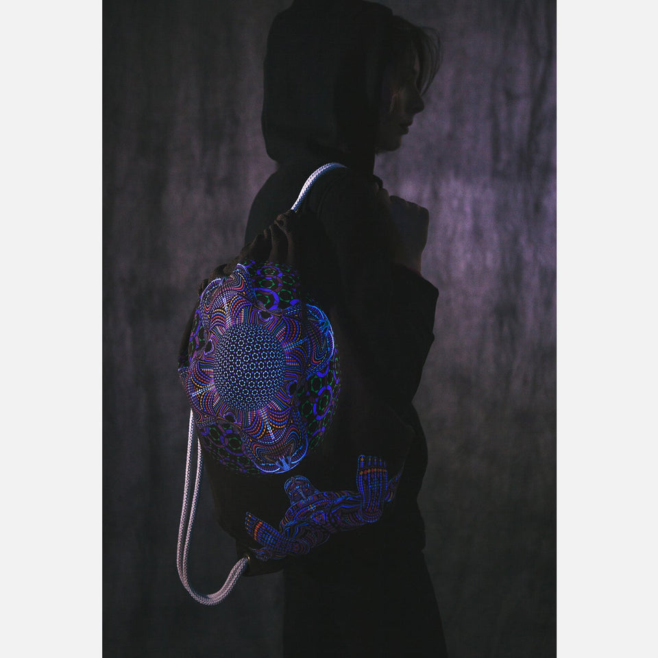 DMT HD Drawstring Bag - symbolika