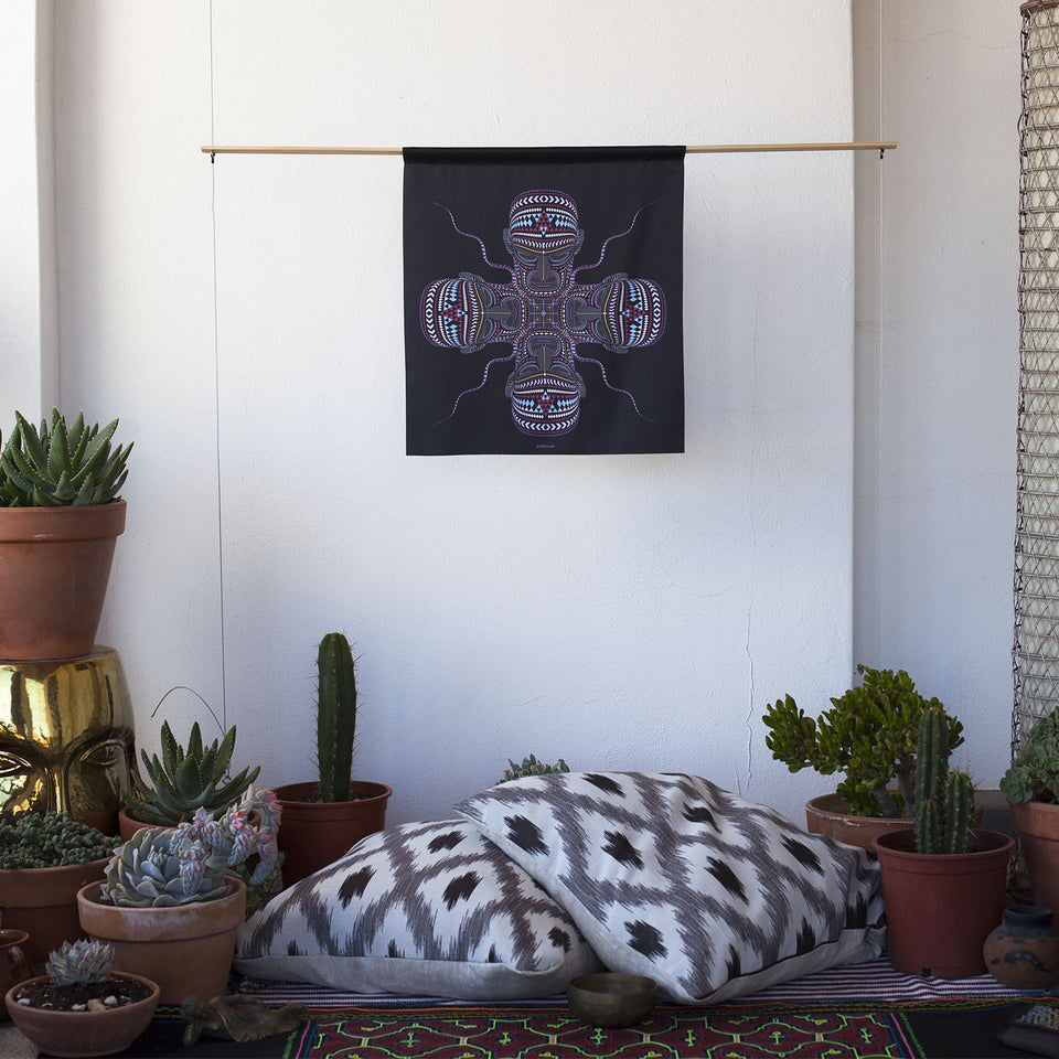 Chango Wall Art - symbolika