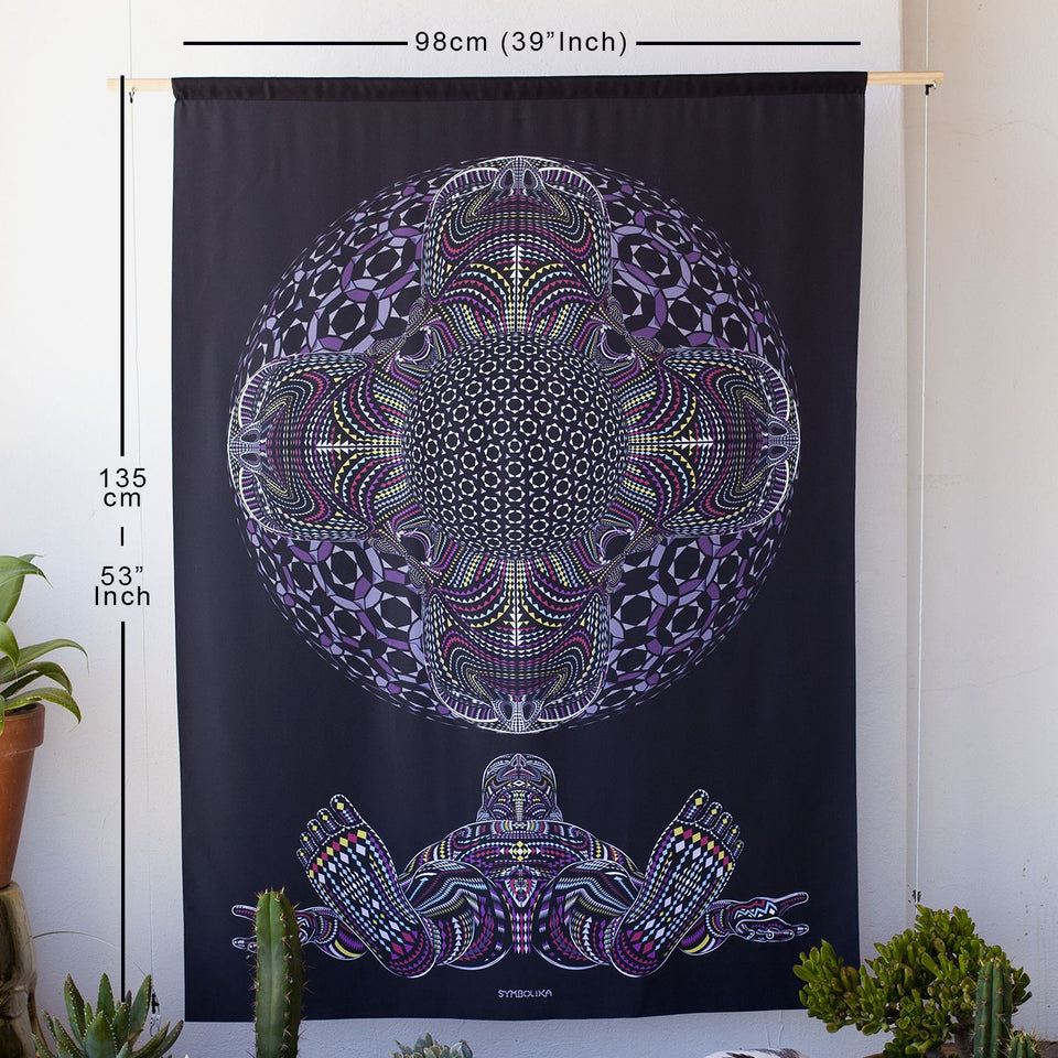 DMT HD Wall Art - symbolika