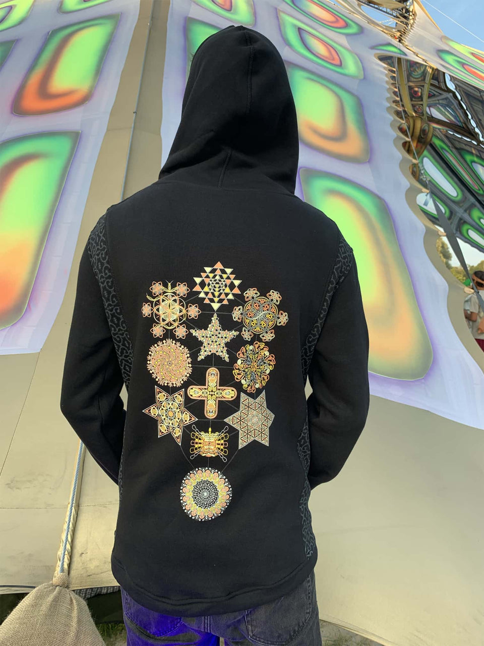 Symbol Tree Men Jacket - symbolika
