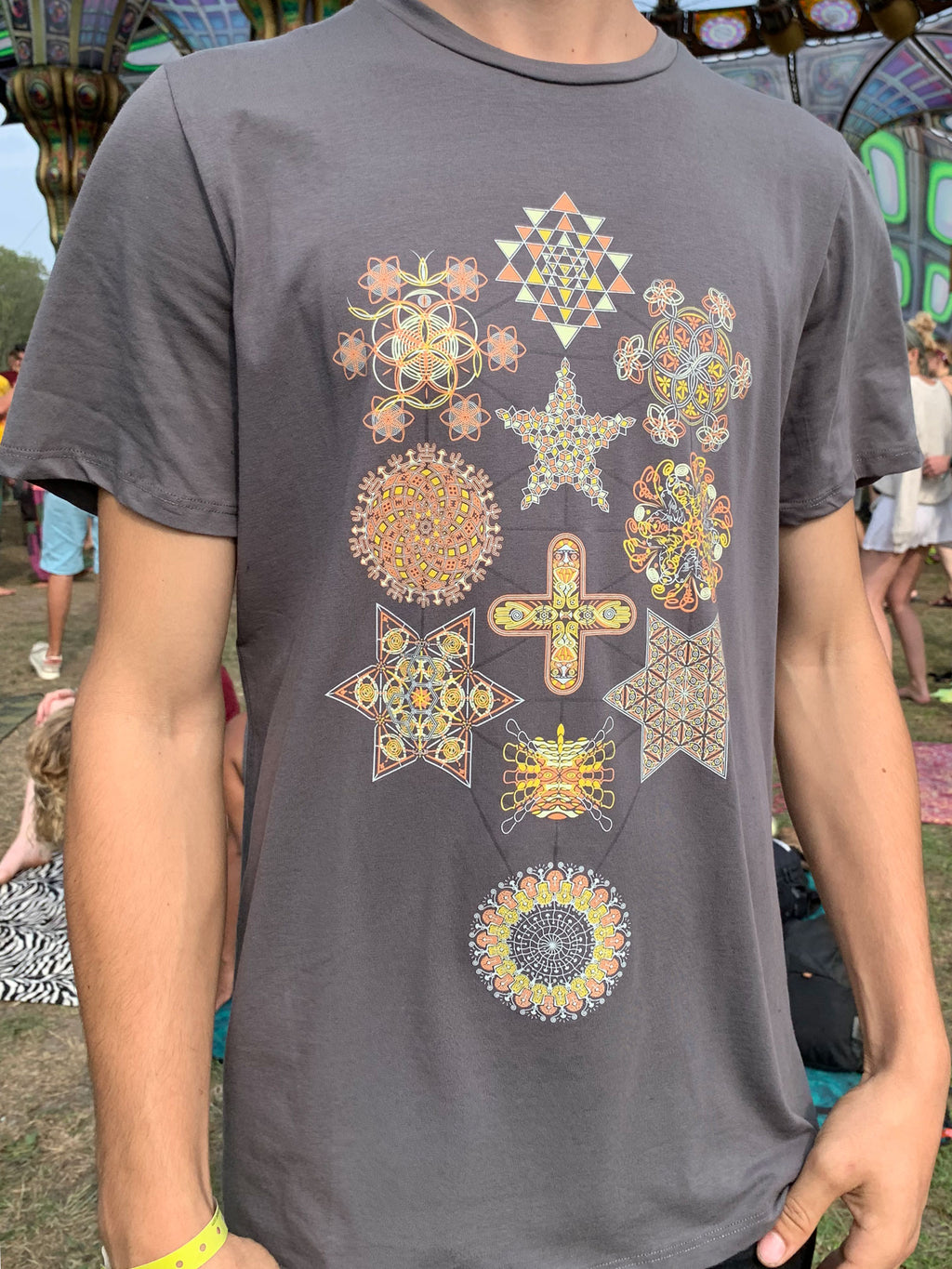 Symbol Tree Men T-Shirt - symbolika