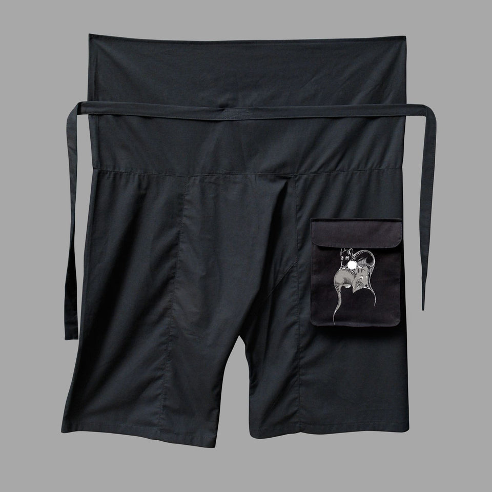 2 Mice Unisex Thai Fisherman Pants - symbolika