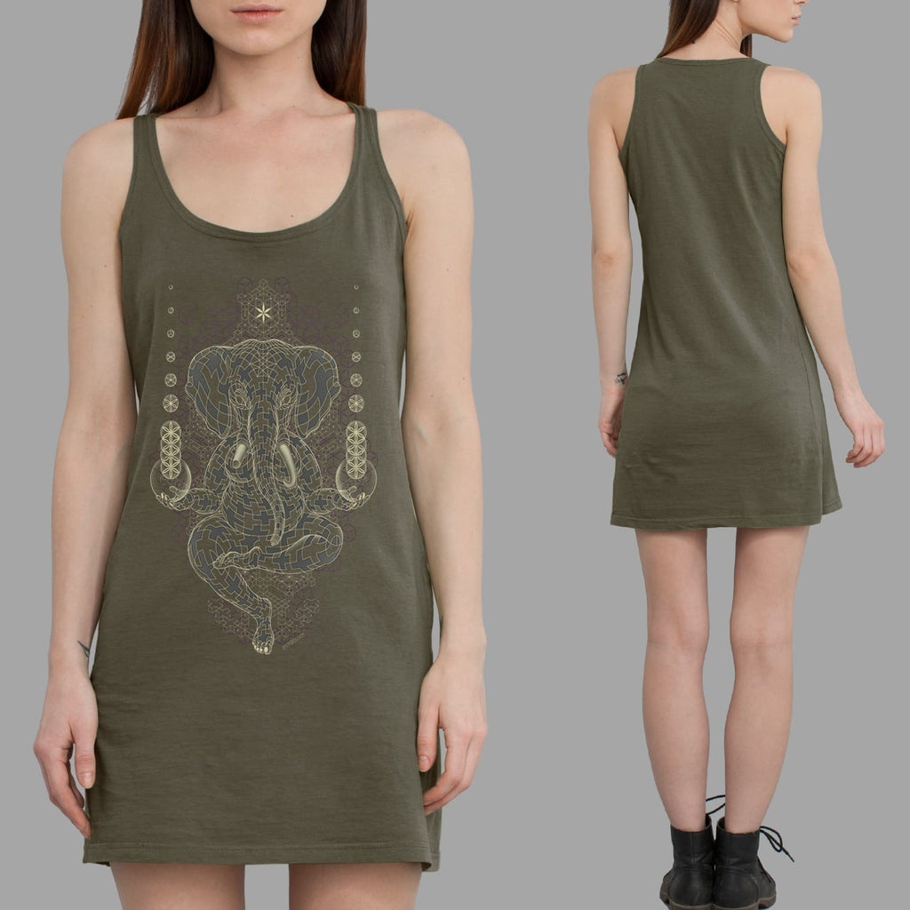 Ganescher Women Dress - symbolika