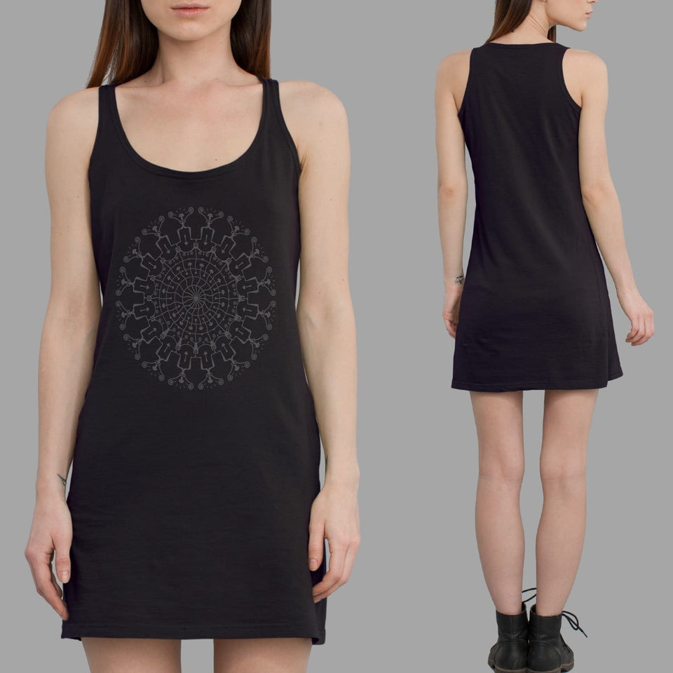 Shrooms Hora Women Dress - symbolika