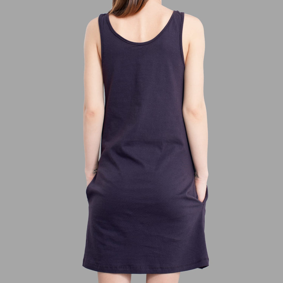 Second Cup Women Pocket Dress - symbolika