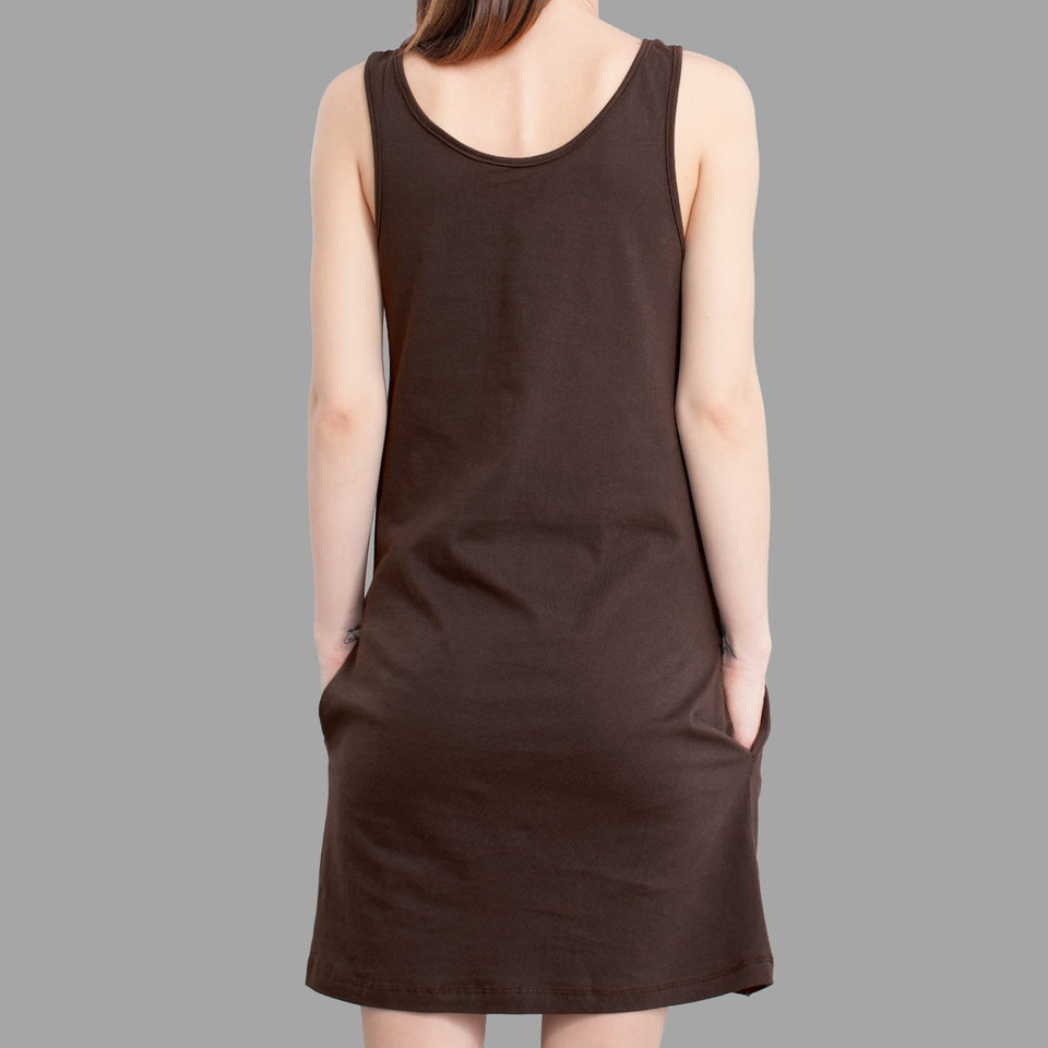 Icaruna Women Pocket Dress - symbolika