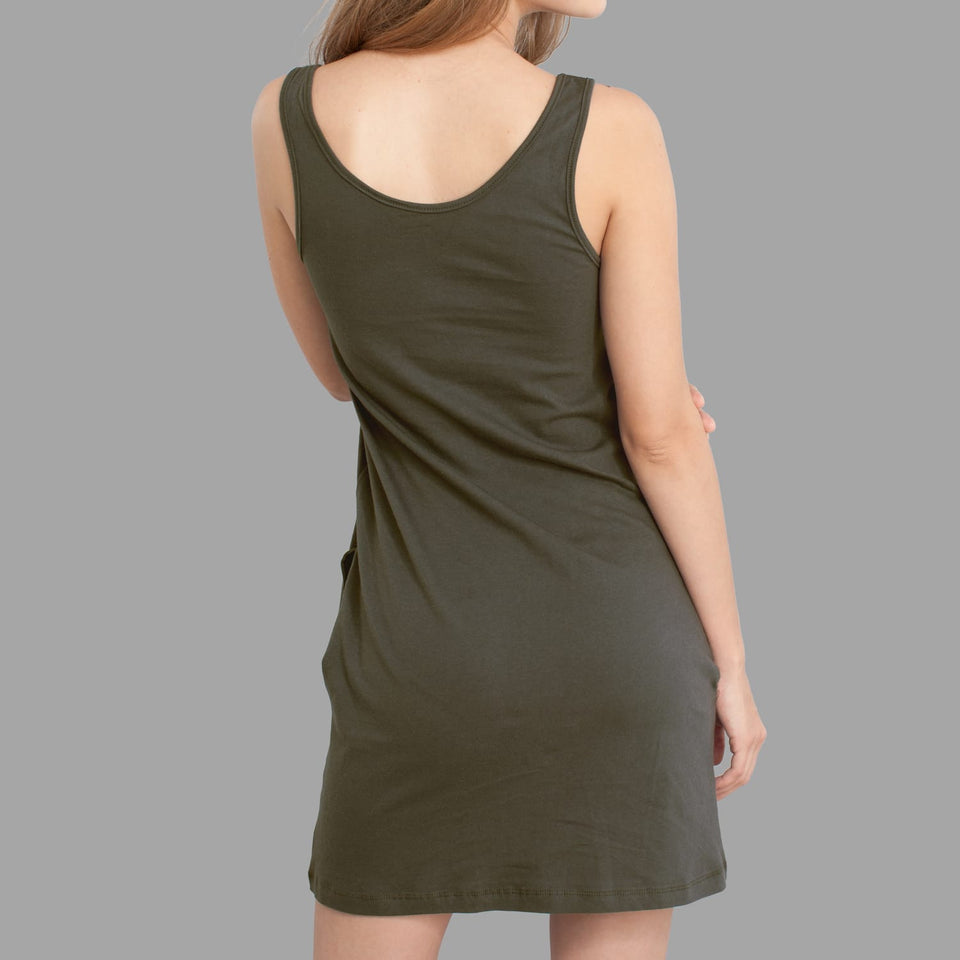 Anakonda Women Pocket Dress - symbolika