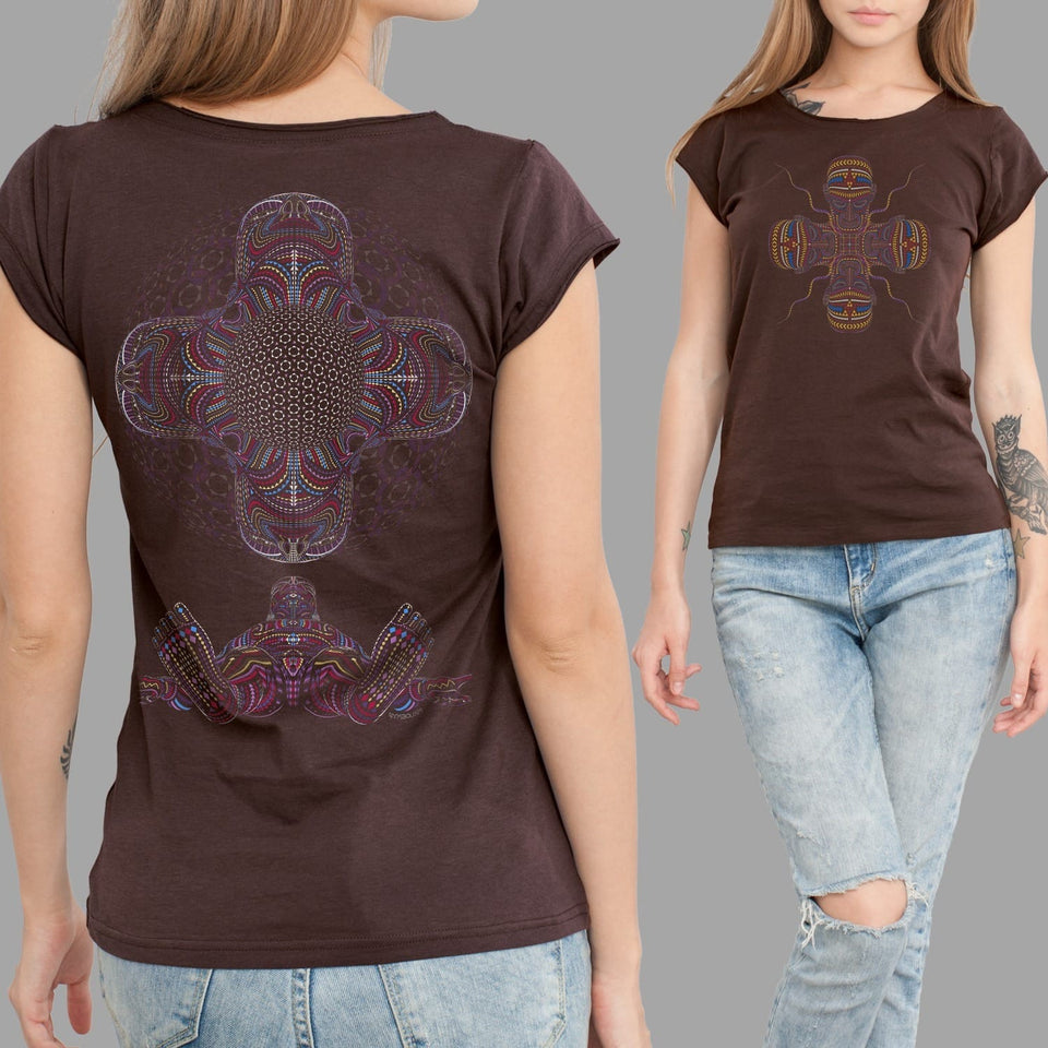 Chango DMT HD Women T-Shirt - symbolika