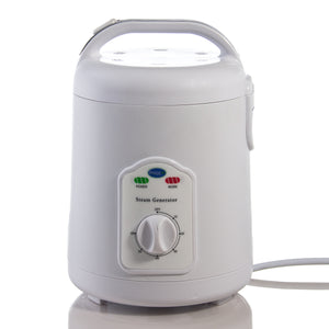 Replacement Steam Generator Unit Steam Saunas - 1.8 Liters, 60 Min Timer, 5 Foot Power Cord