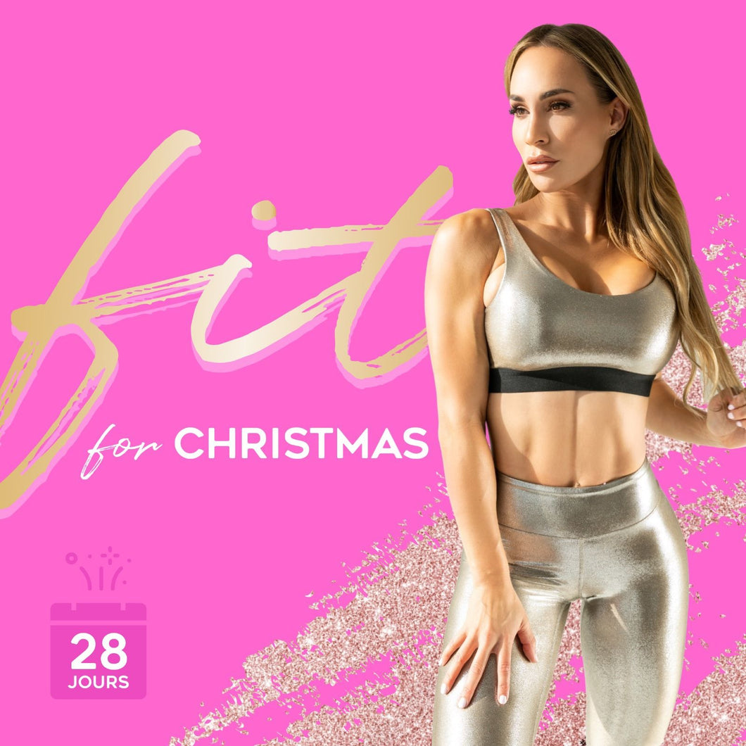 Fit for Christmas Countdown