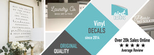 vinyl decals, airet graphics vinyl decals