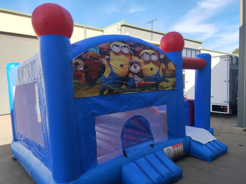 The Minions Jumping Castle