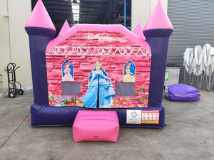 Princess Jumping Castle 3mx3m
