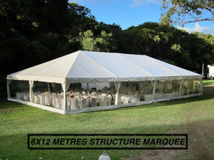 Free Standing Marquee 6M X 12M