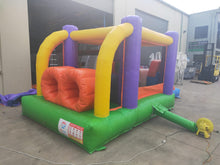 Jumping Castle Obstacle