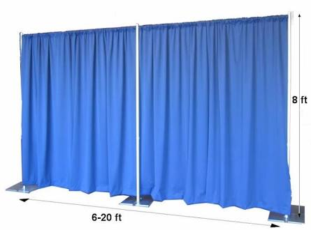 Back Drops (different designs) - 9m