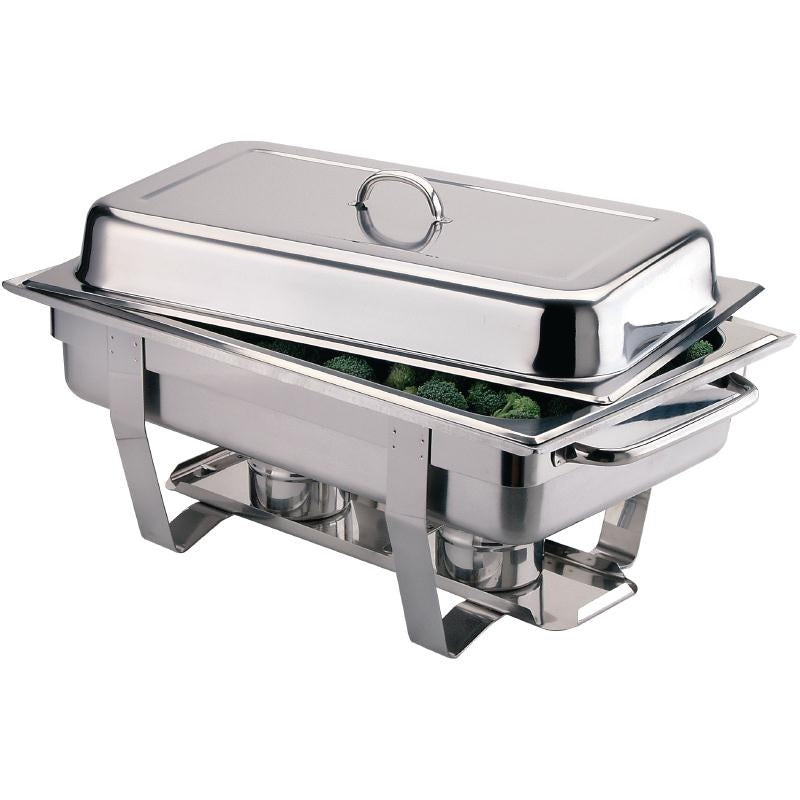 Chafing Dishes (Serving Trays) - with fuel