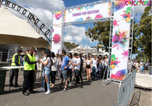 Entrance Gate for Festivals