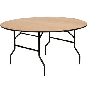 Wooden Round Tables (each)