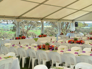 Free Standing Marquee 6M X 15M