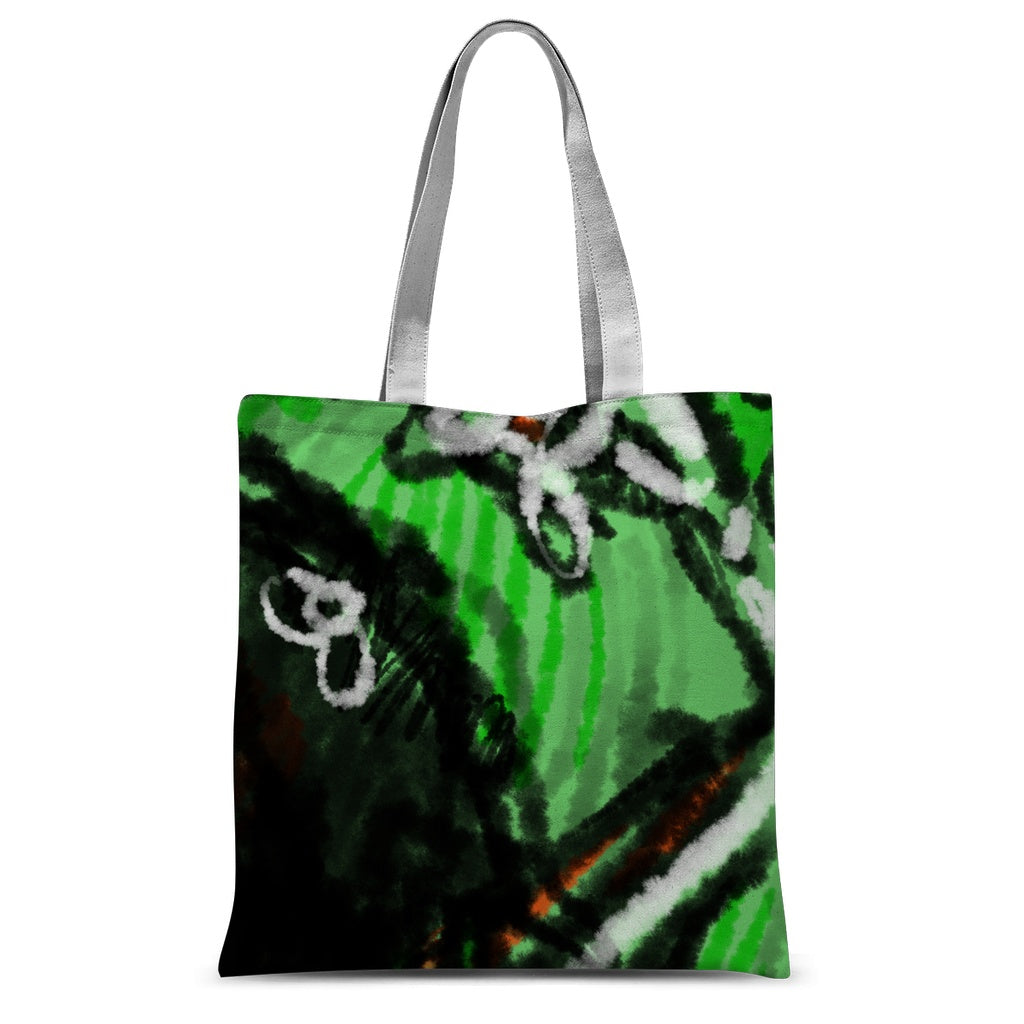 Kangaroo in the desert Tote Bag