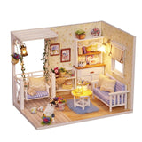 Wooden Doll House Furniture