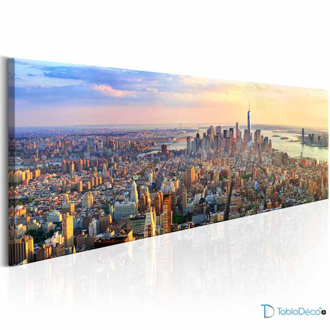 Tableau Panoramique de New York