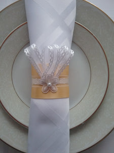Nona Napkin Ring Contents 2019 Setting Table Can Be Elegant Elements of the Look Hotspots Fashionable Handmade Art by Maria Iliescu - HANDMADE ART BY MARIA ILIESCU