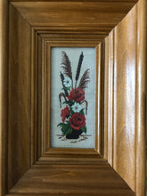 Load image into Gallery viewer, Wild Flowers Goblin Handmade Art by Maria Iliescu Art and Style at Home Lined Art at Home Wall Art Gallery Fashion Studio - HANDMADE ART BY MARIA ILIESCU