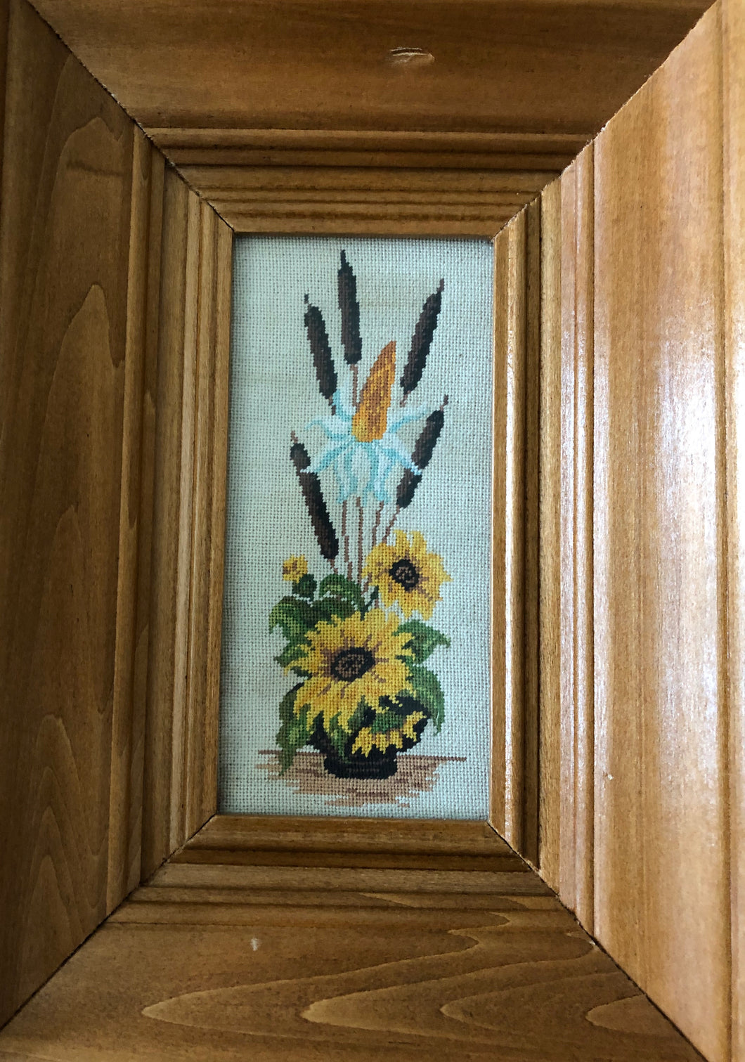 Sunflowers Goblin The Best of Style Floral Accents New for Spring Great Looks at Great Prices Charming Gallery Handmade Art by Maria Iliescu