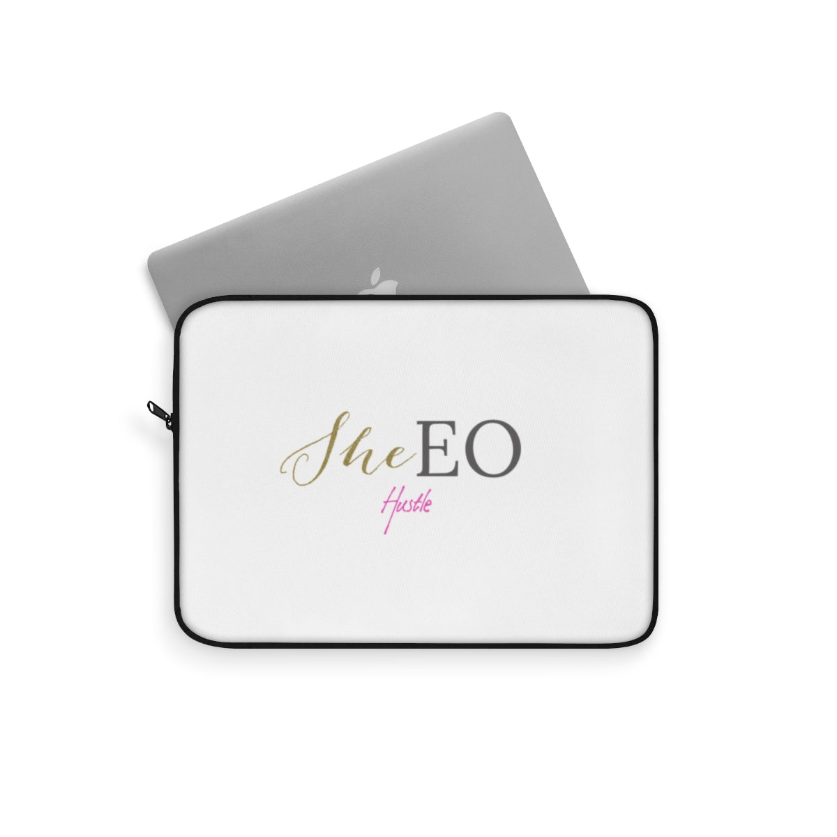 SheEo Hustle Laptop Sleeve
