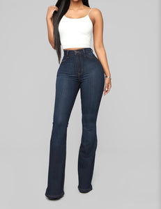 Flexible Flare Denim