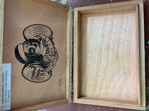 Deadwood Tobacco Co. Cigar Box