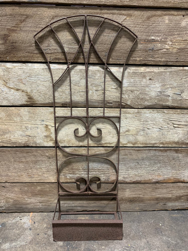 Rustic Iron Decor