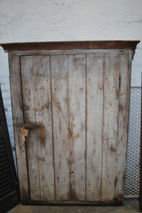 Primitive Cabinet Door