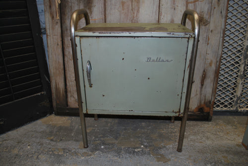 Dallons Laboratories Metal Cabinet