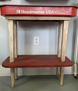 Road master wagon table