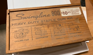 Staple Gun Kit