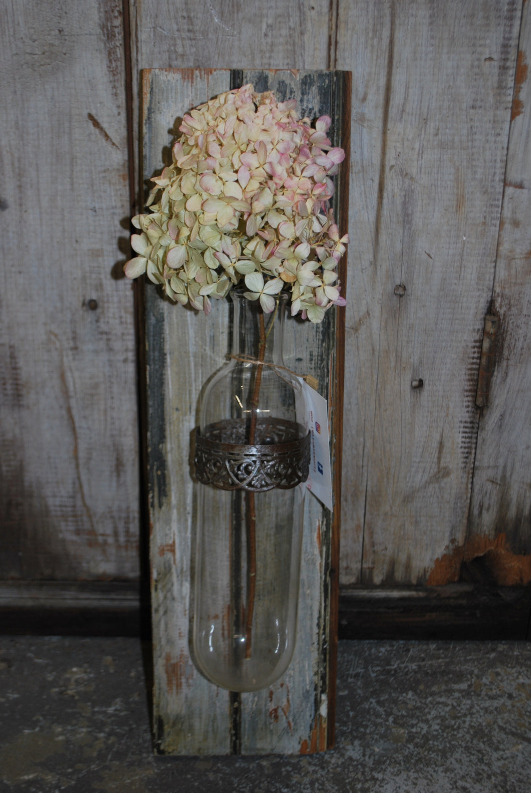 Glass Beaker Wall Decor