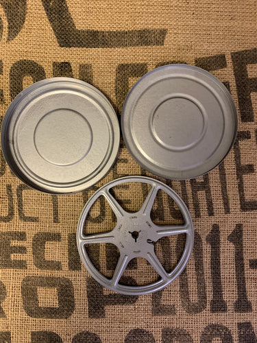 KENCO Film Film Reel and Case