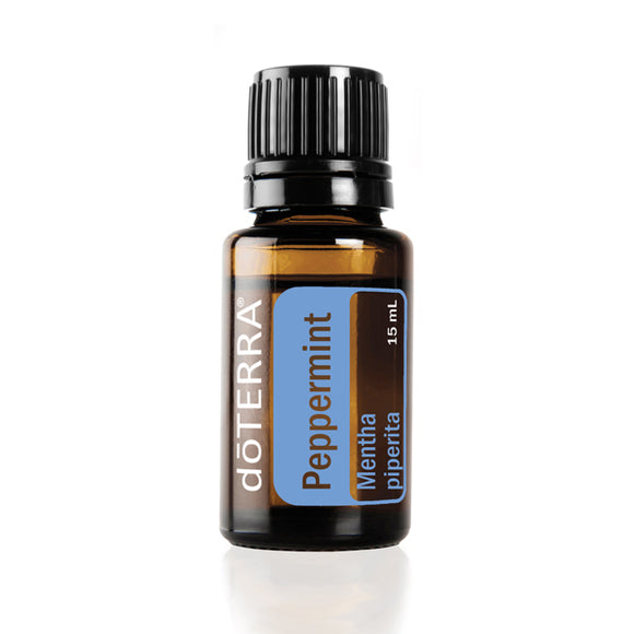doTERRA Peppermint Esssential Oil 15ml