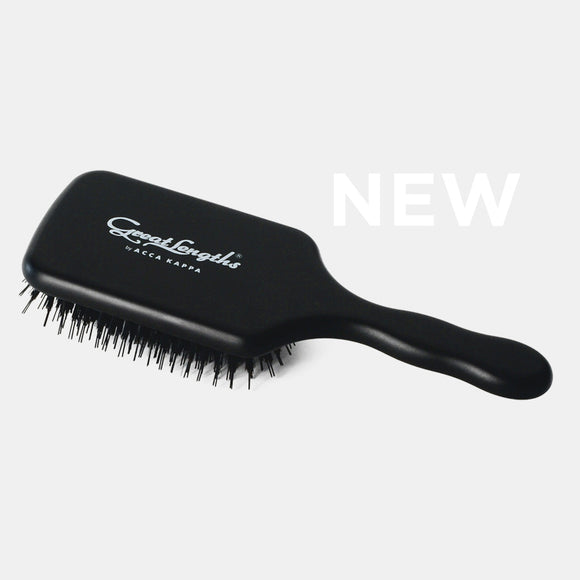 GREAT LENGTHS ACCA KAPPA SQUARE PADDLE BRUSH BLACK