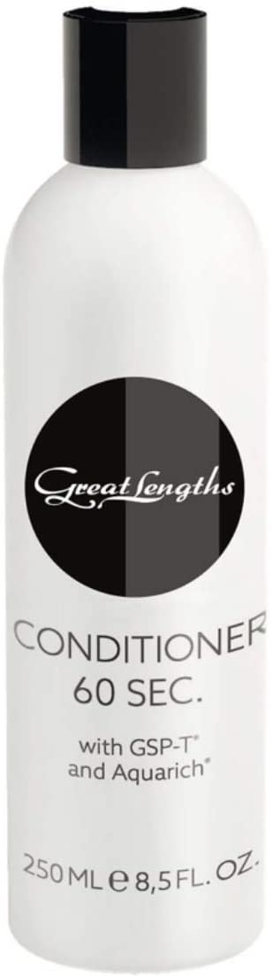 GREAT LENGTHS CONDITIONER 60 SEC. 8.5 OZ