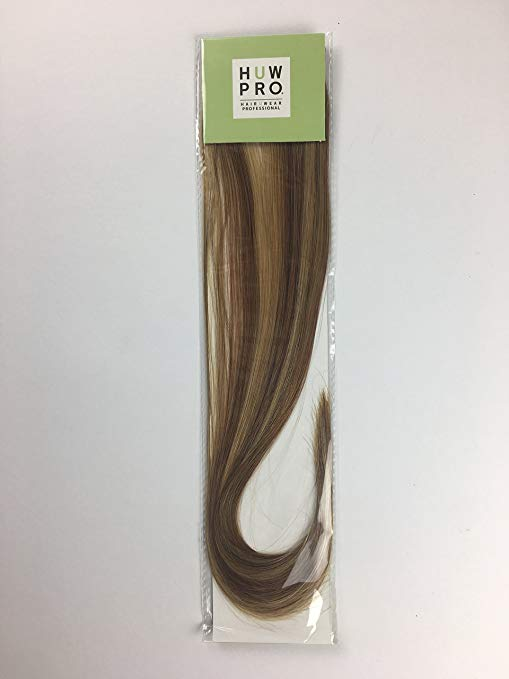 HUW Pro Clip-in Hair Extensions Undercover Red 3315 12 inch or 18 inch