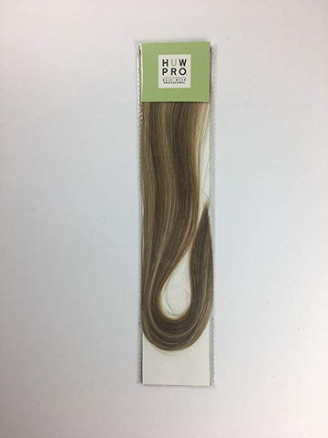 HUW Pro Clip-in Hair Extensions She Thinks She's Blonde 12 inch or 18 inch
